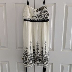 *NWOT* Hot Kiss Patteen Dress with Waist Ribbon